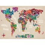 Puzzle Lumea In Cuvinte, 500 Piese