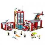 Remiza de pompieri LEGO City Fire