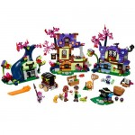Salvarea magica din satul spiridusilor LEGO Elves