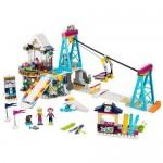 Schiliftul statiunii de iarna LEGO Friends