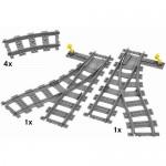 Macaz de cale ferata LEGO City Trains