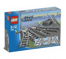 Macaz de cale ferata LEGO City Trains