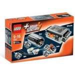 Set motor power functions LEGO Technic