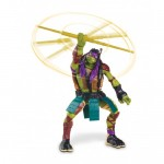 Donatello (14 cm) - Figurina Testoase Ninja Deluxe Movie Line