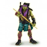 "Donatello (28 cm) - Figurina Testoase Ninja 11"" Movie Line"