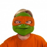 Masca lui Michelangelo - Testoase Ninja Deluxe Movie Line