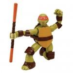 Ninja Action Michelangelo - Figurina Testoasele Ninja