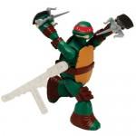 Ninja Action Raphael - Figurina din gama Testoasele Ninja