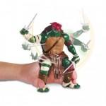 Raphael (14 cm) - Figurina Testoase Ninja Deluxe Movie Line