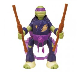 Arunca si Lupta Testoasele Ninja - Throw N Battle Donatello