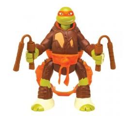 Arunca si Lupta Testoasele Ninja - Throw N Battle Michelangelo
