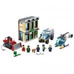 Spargere cu buldozerul LEGO City