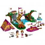 Tabara de aventuri: Rafting LEGO Friends