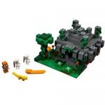 Templul din Jungla LEGO Minecraft