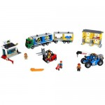 Terminal de marfa LEGO City