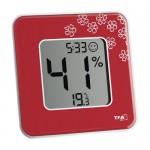 Termometru si Higrometru digital de camera STYLE RED TFA