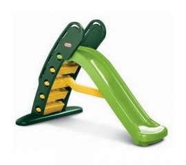 Tobogan Gigant verde - Little Tikes