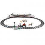 Tren de pasageri de mare viteza LEGO City Trains