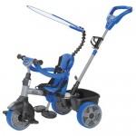 Tricicleta 4 in 1 albastra - Little Tikes
