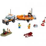 Unitatea de interventie 4 x 4 LEGO City
